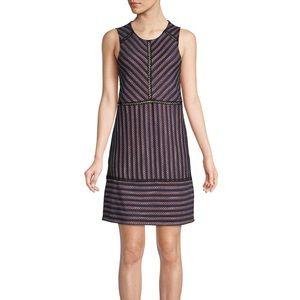 BCBG MaxAzria Shimmer Stitch Dress Size XXS